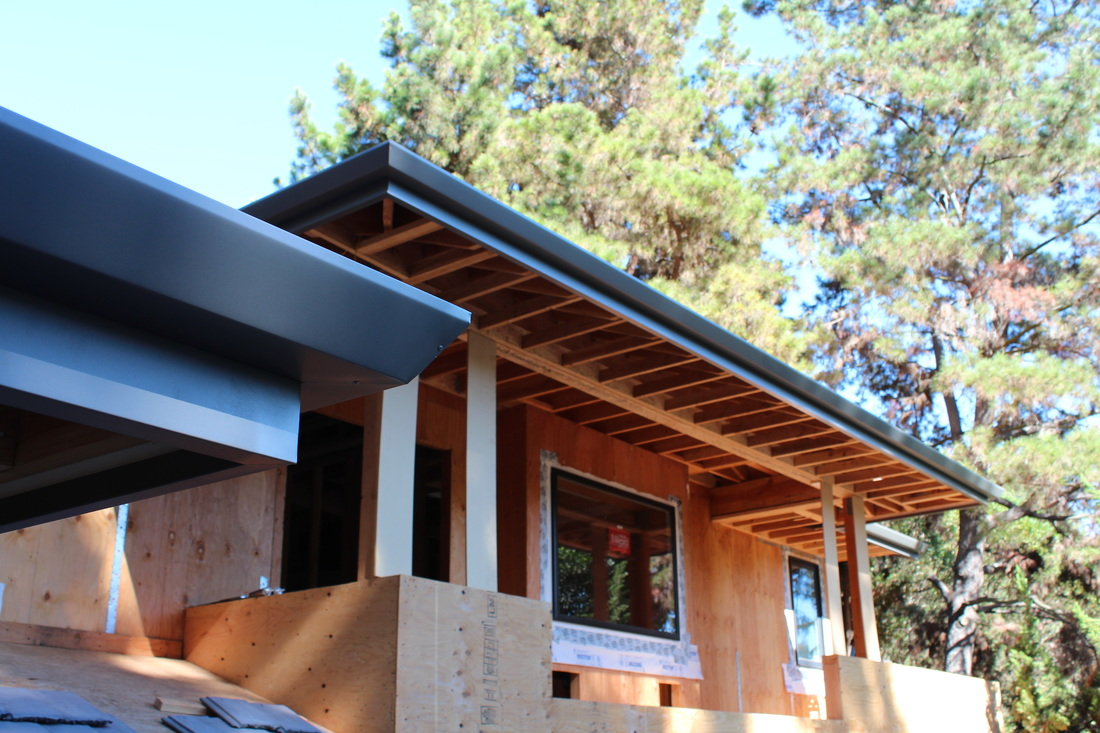 Fascia And Soffit Cladding - A Plus Gutter Systems of Los